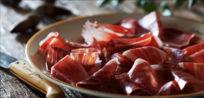 Comment conserver et servir une portion de jambon coupé à la main