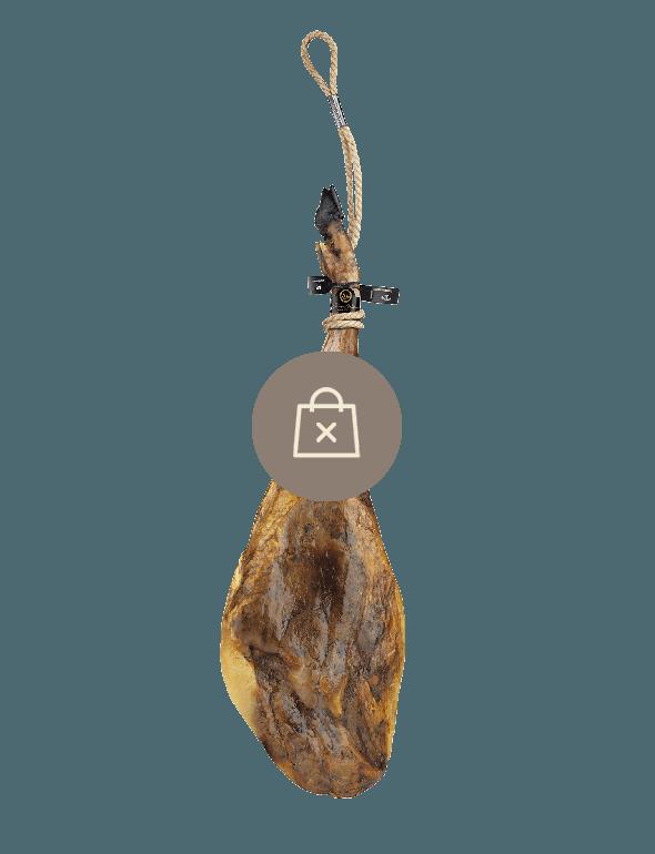 Le Jambon de Bellota 100% Ibérico Cinco Jotas de 7-8kg