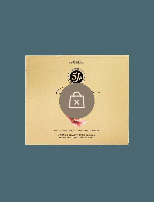 Le Jambon de Bellota 100% Ibérico Cinco Jotas Tranché 40g