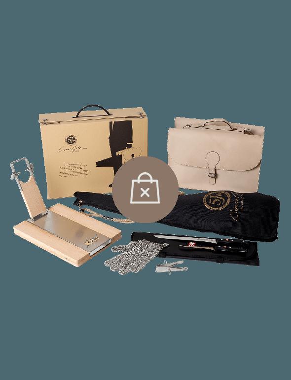Le Pack Maestro cortador Cinco Jotas