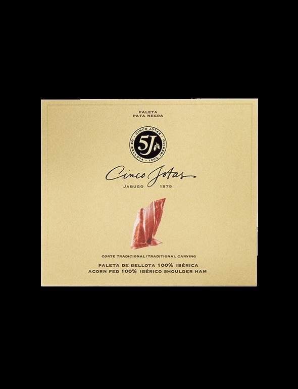 Epaule de Porc de Bellota 100% Ibérico Cinco Jotas Tranché 40
