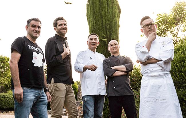 Cinco Jotas avec le 6 « Senses Culinary Experience »