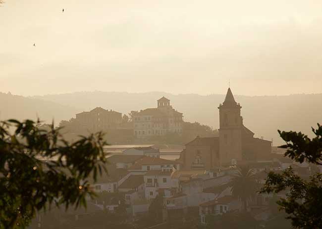La ville Jabugo Cinco Jotas