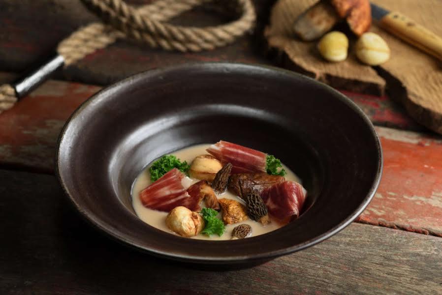 chesnut soup